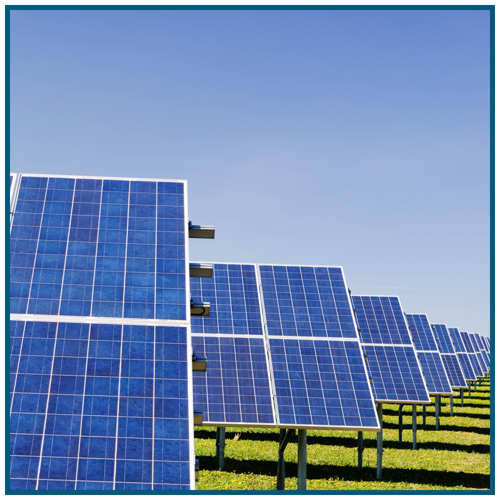 Placas solares y energias renovables